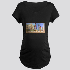 Texas Maternity Dark T-Shirt