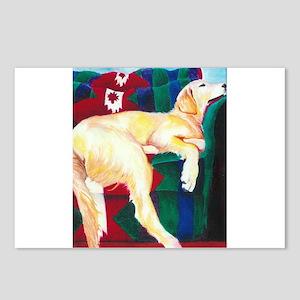 Sleeping Sonny Postcards (Package of 8)