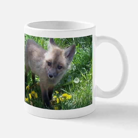Cute Fox kit Mug