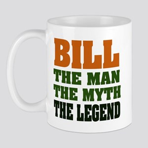 BILL - The Legend Mug