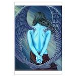 Solitude Angel Large Poster