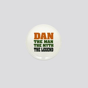 DAN - The Legend Mini Button