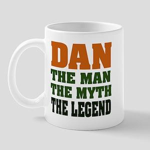 DAN - The Legend Mug