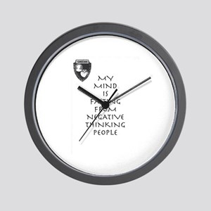 Fasting From Negative Wall Clock