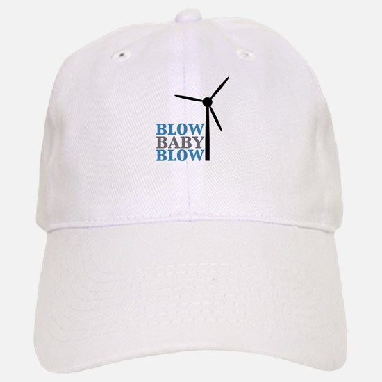 Blow Baby Blow (Wind Energy) Cap