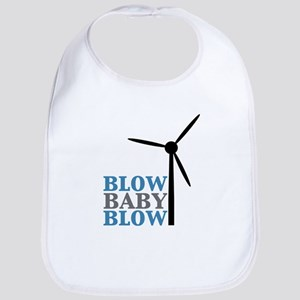 Blow Baby Blow (Wind Energy) Bib