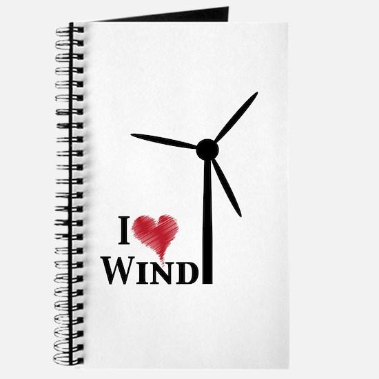 I love wind Journal