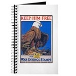 Keep Him Free Eagle Journal