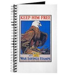 Keep Him Free Eagle Journal