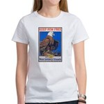 Keep Him Free Eagle Women's T-Shirt