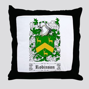 Robinson Throw Pillow