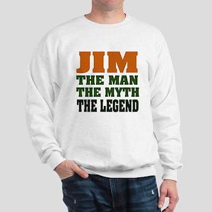 JIM - The Legend Sweatshirt