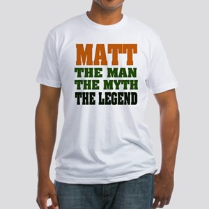MATT - The Legend Fitted T-Shirt