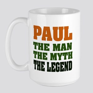 PAUL - The Legend Large Mug