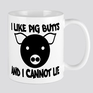 I Like Pig Butts and I Cannot Mug