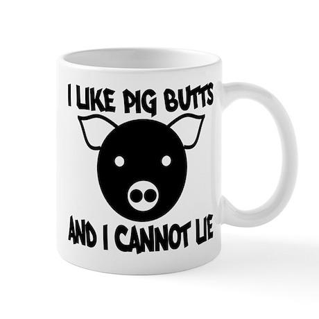 I Like Pig Butts and I Cannot Mug
