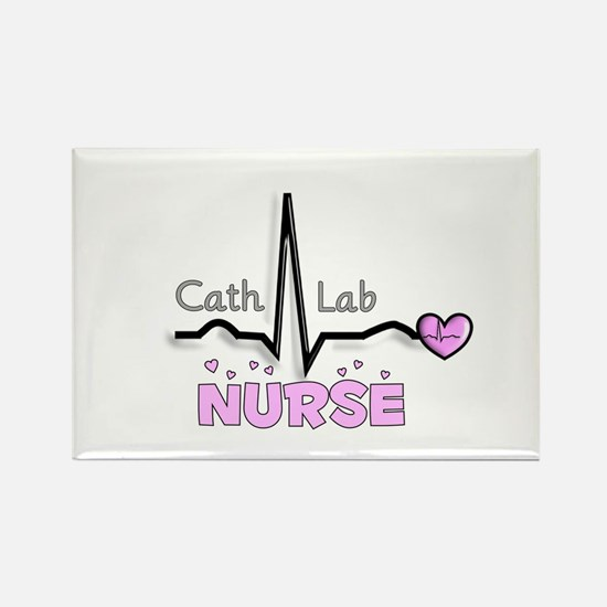 Registered Nurse Specialties Rectangle Magnet