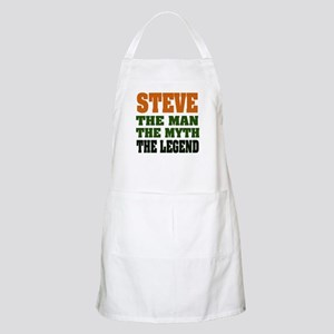 STEVE - The Legend BBQ Apron