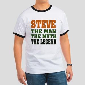 STEVE - The Legend Ringer T
