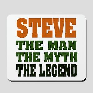 STEVE - The Legend Mousepad