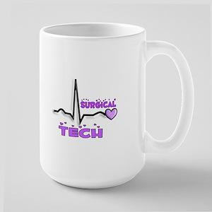 Registered Nurse Specialties Large Mug