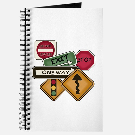 Road Signs Journal