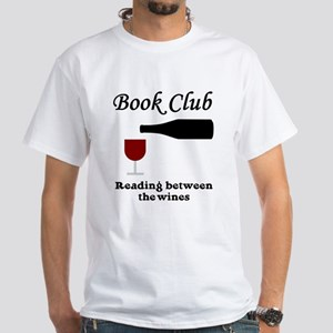 Book Club Reading Between The White T-Shirt