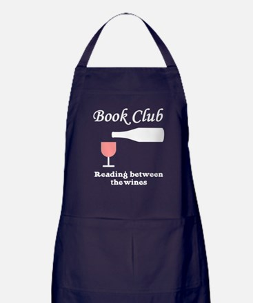 Book Club Reading Between The Apron (dark)