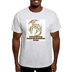 Dragon a Day Light T-Shirt