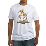 Dragon a Day Fitted T-Shirt