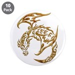 """Dragon a Day 3.5"""" Button (10 pack)"""