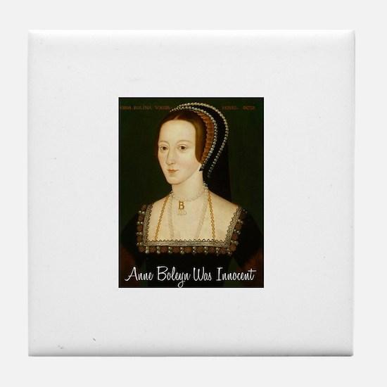 Cute Tudors Tile Coaster