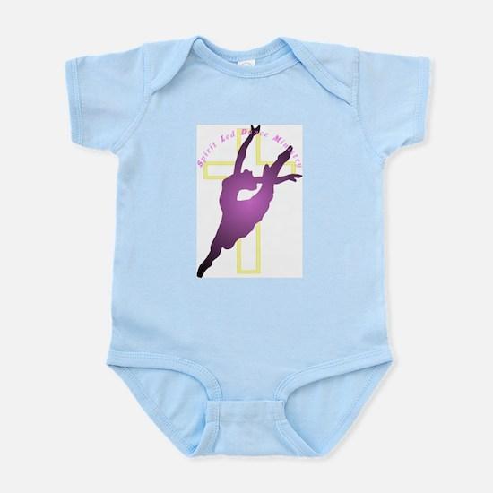 Spirit Led Dance Infant Creeper