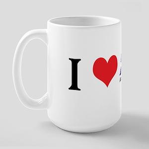 2-I love ARC Mugs