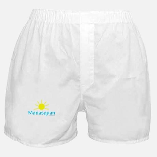 Manasquan Sun - Boxer Shorts