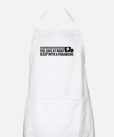 Feel Safe At Night Sleep With A Paramedic Apron