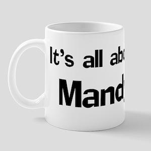 It's all about Mandy Mug