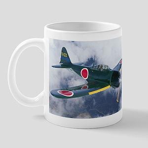 Japanese Zero Mug