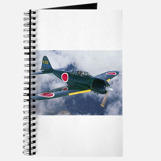 Japanese Zero Journal