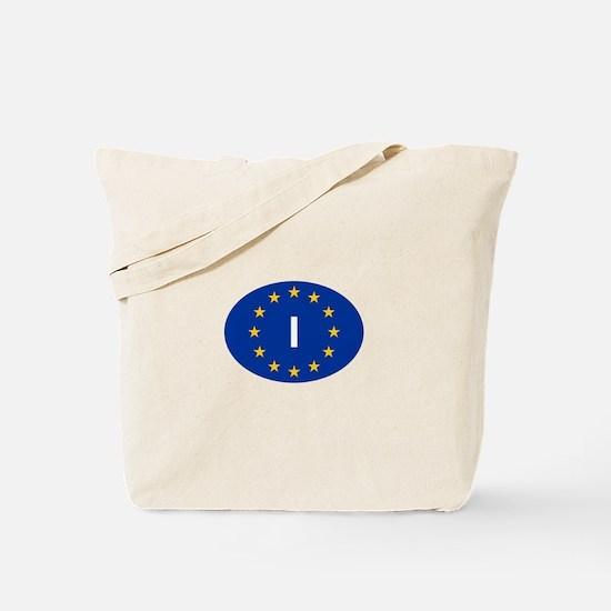 EU Italy Tote Bag