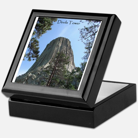 Funny National park Keepsake Box