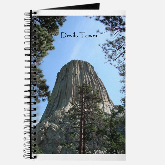 Cute Devil tower Journal