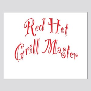 Red Hot Grill Master Small Poster