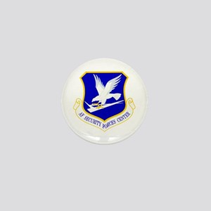 Security Forces Center Mini Button