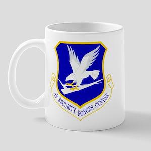 Security Forces Center Mug