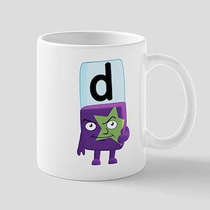 D Mug