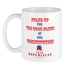 Vote Republican Mug