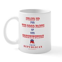 Vote Republican Mug