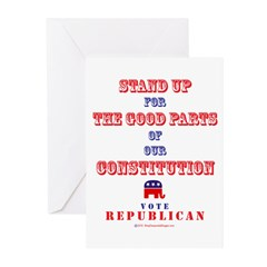 Vote Republican Greeting Cards (Pk of 20)