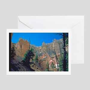 Bryce Canyon Trail Greeting Cards (Pk of 10)
